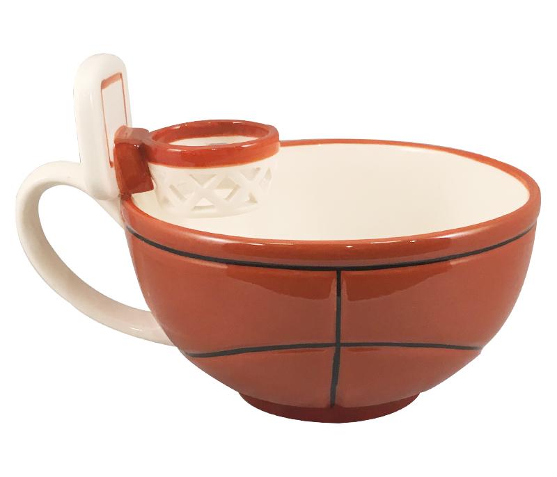 Basketball Hall of Fame | 'mug with a hoop™' Coffee Mug