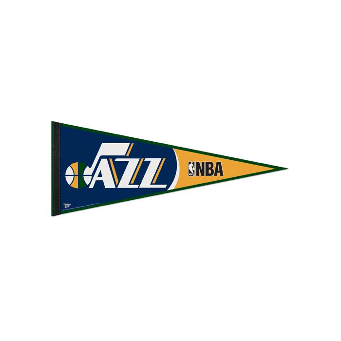 newest 23a6e 3f695 Utah Jazz Pennant