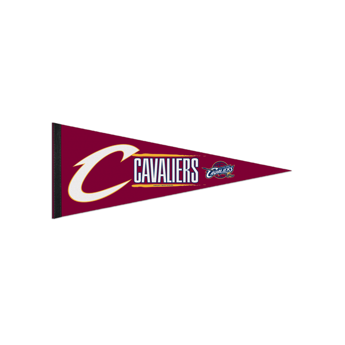 hot sale online 444db 02ad8 Cleveland Cavaliers Pennant