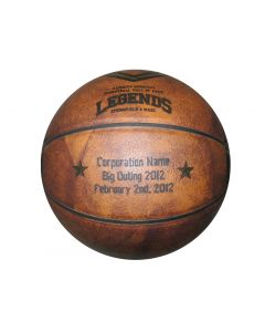 Hall of Fame Legends Spalding Basketball