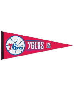 Philadelphia 76ers Pennant