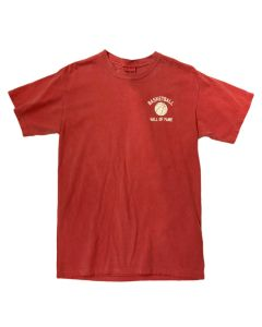 Adult Basketball Hall of Fame Vintage T-Shirt