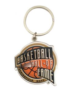 Basketball Hall of Fame Keychain