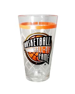Basketball Hall of Fame Pint Glass