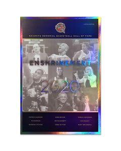 2020 Enshrinement Poster