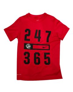 Boys Nike 247 365 Hall of Fame DriFit T-Shirt