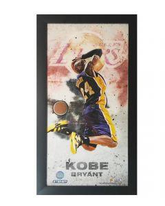 Kobe Bryant Game Ball Wall Art
