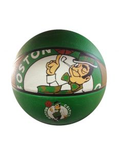Boston Celtics Miniature Team Basketball