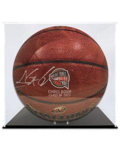 Chris Bosh Autographed Basketball- 8 of 10