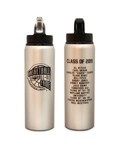 Class of 2019 Enshrinement Water Bottle