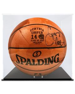 Cynthia Cooper Autographed Basketball- 6 of 14