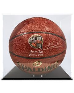 Grant Hill Autographed Basketball- 11 of 14