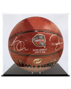 Kevin Garnett Autographed Basketball- 14 of 15