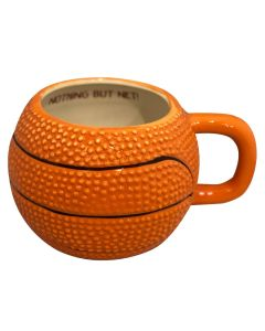 Basketball Nothing But Net Mug