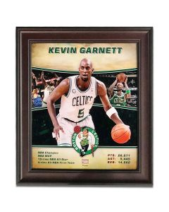 Kevin Garnett Framed Print