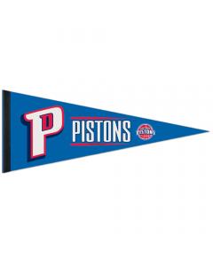 Detroit Pistons Pennant