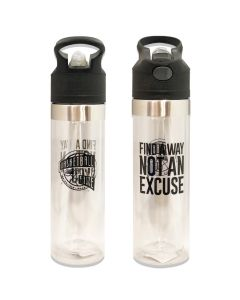Basketball Hall of Fame 'Find A Way' Waterbottle