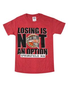 "Youth ""Losing is Not an Option"" T-Shirt"